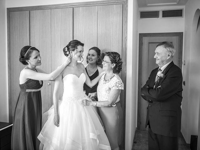 La boda de Vicente y Annie en Almassora/almazora, Castellón 15