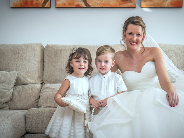 La boda de Vicente y Annie en Almassora/almazora, Castellón 18