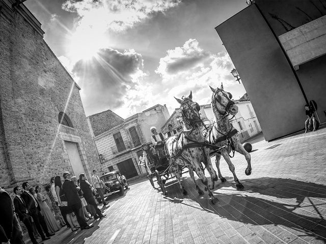 La boda de Vicente y Annie en Almassora/almazora, Castellón 2