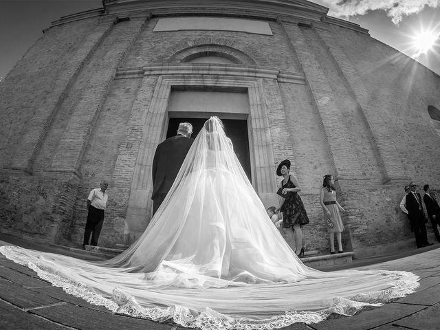 La boda de Vicente y Annie en Almassora/almazora, Castellón 19