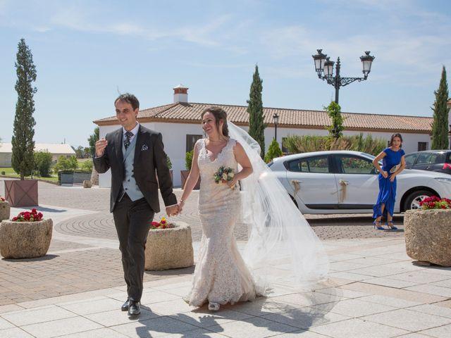 La boda de Pilar y Sebas