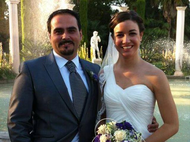 La boda de Virginia y Pere en Almàssera, Valencia 6