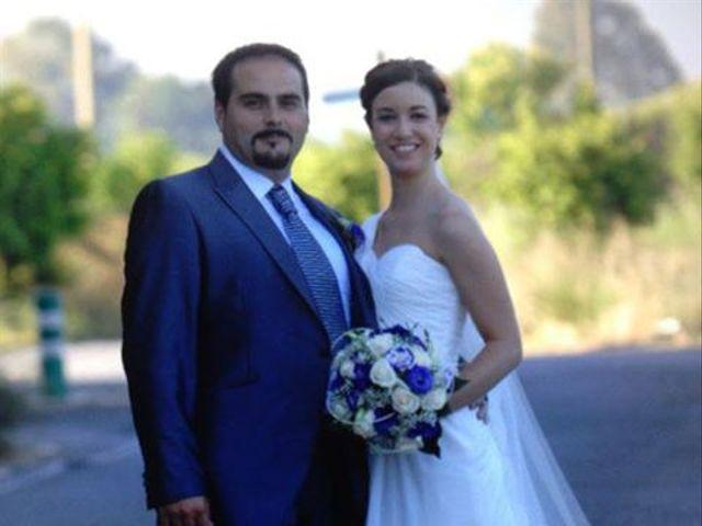 La boda de Virginia y Pere en Almàssera, Valencia 7