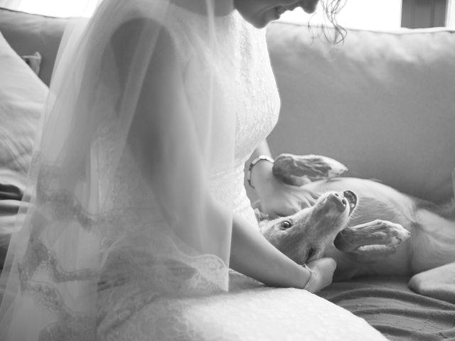 La boda de Paloma y Victor