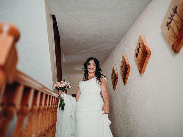 La boda de Juan y Ana en Rioja, Almería 44