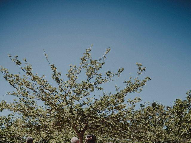 La boda de Juan y Ana en Rioja, Almería 65