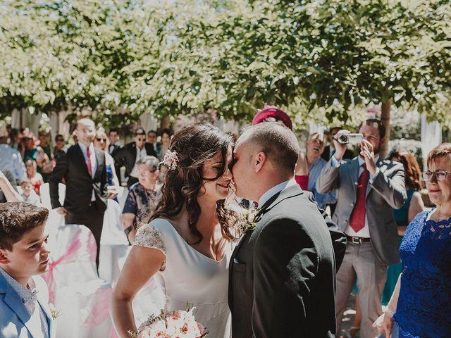 La boda de Juan y Ana en Rioja, Almería 70