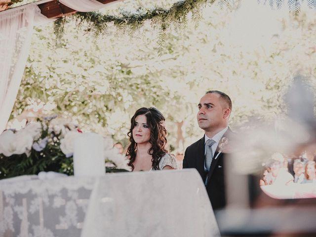 La boda de Juan y Ana en Rioja, Almería 73