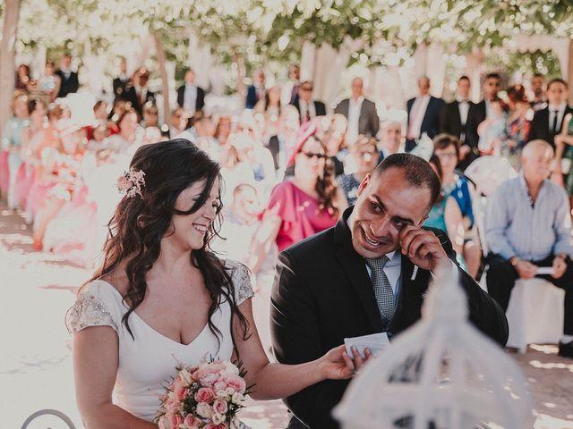 La boda de Juan y Ana en Rioja, Almería 74