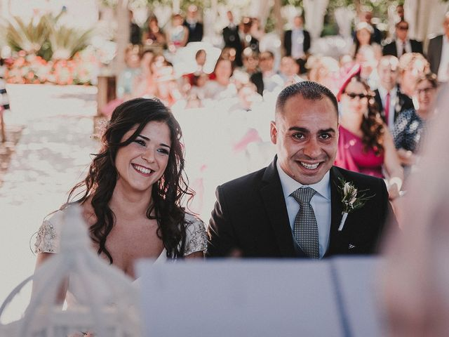 La boda de Juan y Ana en Rioja, Almería 75
