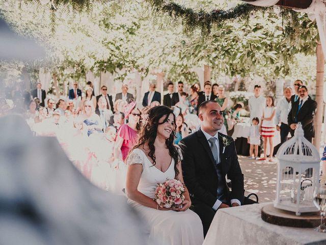La boda de Juan y Ana en Rioja, Almería 76
