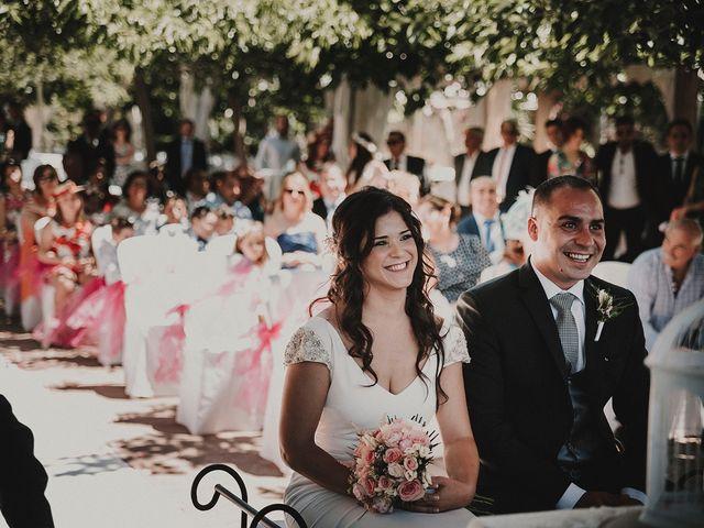 La boda de Juan y Ana en Rioja, Almería 81