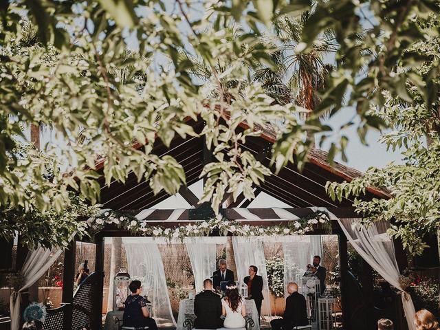 La boda de Juan y Ana en Rioja, Almería 82