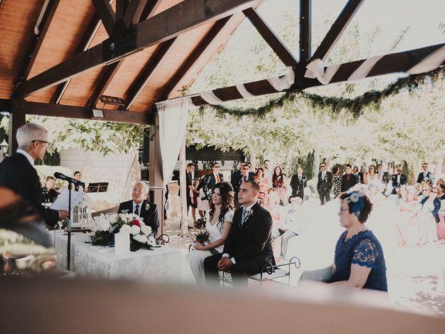 La boda de Juan y Ana en Rioja, Almería 83