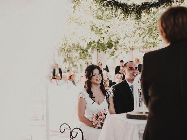 La boda de Juan y Ana en Rioja, Almería 84