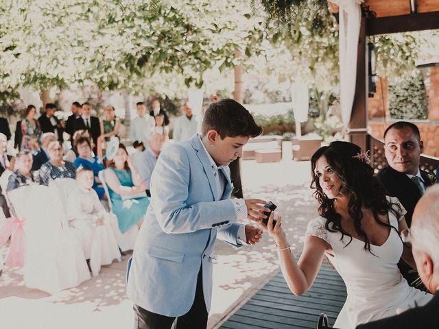 La boda de Juan y Ana en Rioja, Almería 85