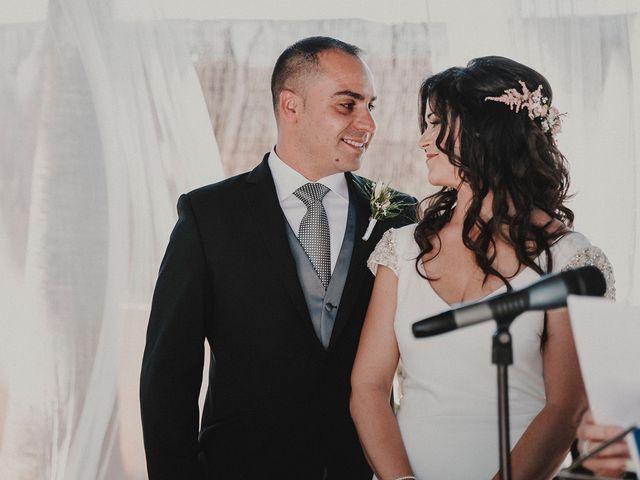 La boda de Juan y Ana en Rioja, Almería 90