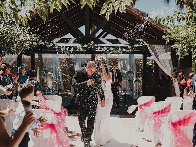 La boda de Juan y Ana en Rioja, Almería 92