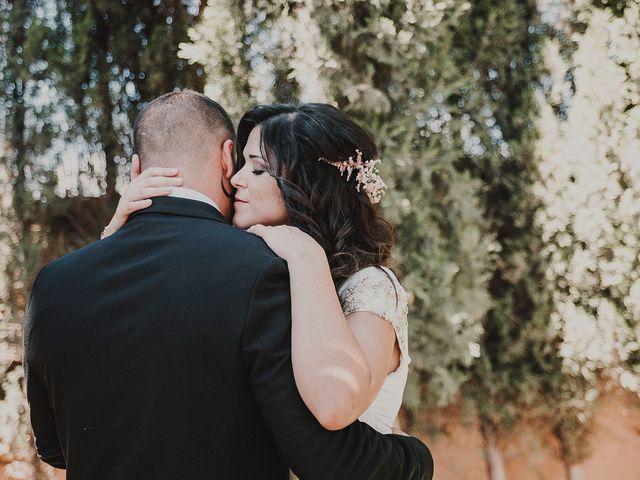La boda de Juan y Ana en Rioja, Almería 99