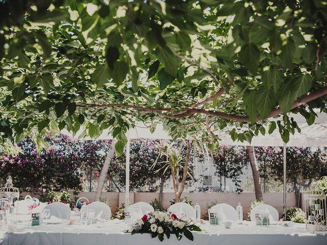 La boda de Juan y Ana en Rioja, Almería 104