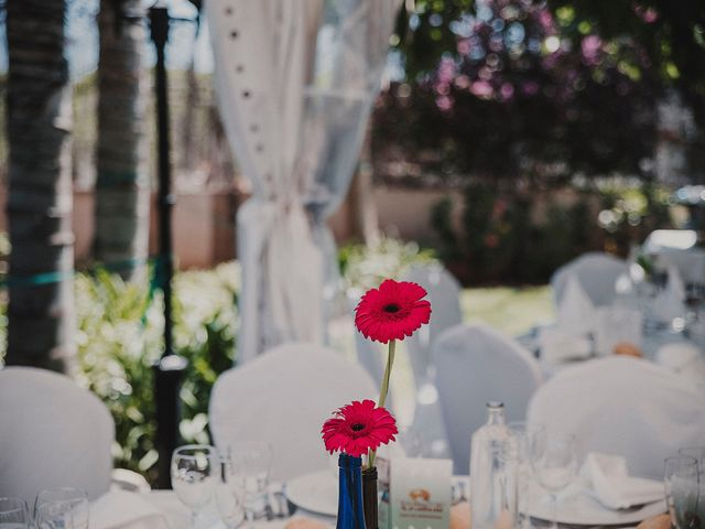 La boda de Juan y Ana en Rioja, Almería 105