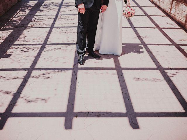 La boda de Juan y Ana en Rioja, Almería 107