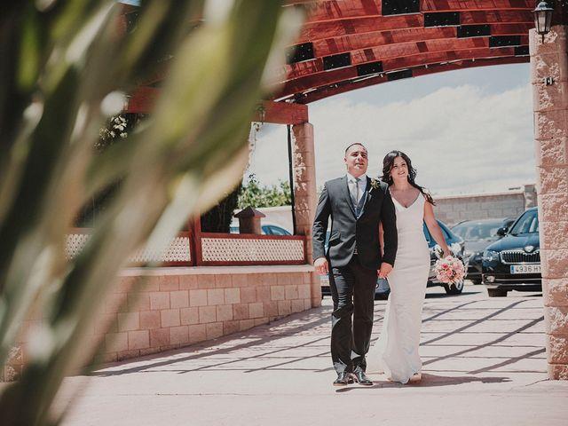 La boda de Juan y Ana en Rioja, Almería 108
