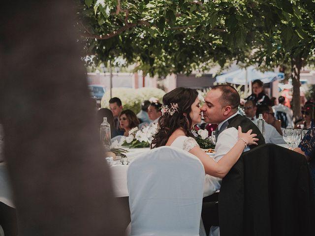 La boda de Juan y Ana en Rioja, Almería 111