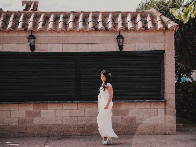 La boda de Juan y Ana en Rioja, Almería 112