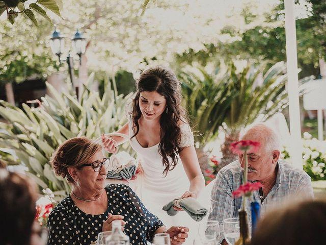 La boda de Juan y Ana en Rioja, Almería 119