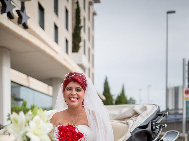 La boda de Jesús y Ana en Los Ramos, Murcia 4