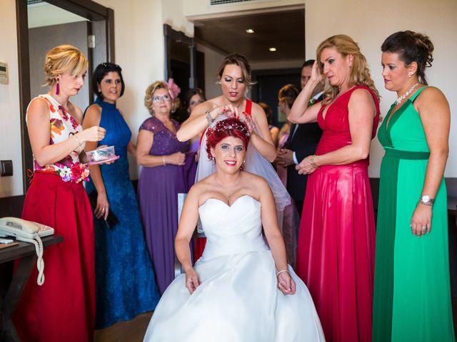 La boda de Jesús y Ana en Los Ramos, Murcia 12