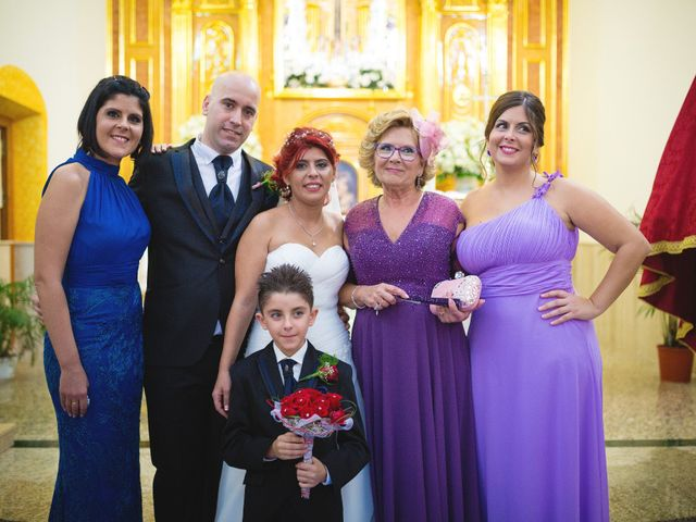 La boda de Jesús y Ana en Los Ramos, Murcia 15