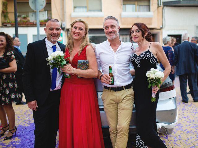 La boda de Jesús y Ana en Los Ramos, Murcia 17