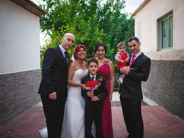La boda de Jesús y Ana en Los Ramos, Murcia 18