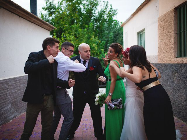 La boda de Jesús y Ana en Los Ramos, Murcia 19