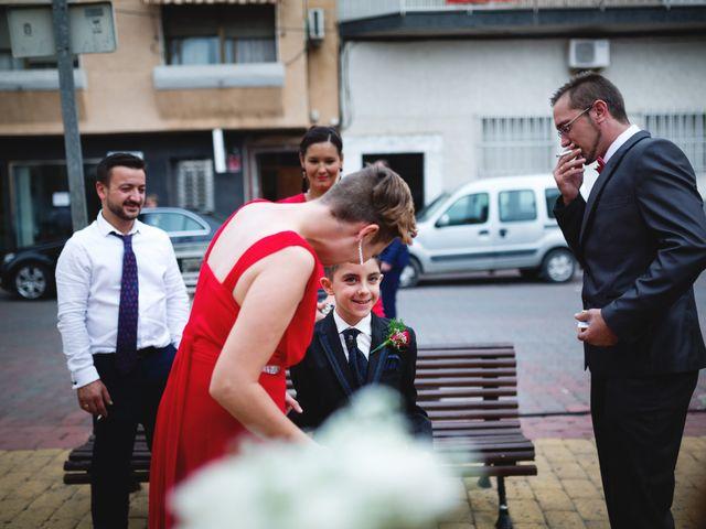 La boda de Jesús y Ana en Los Ramos, Murcia 21