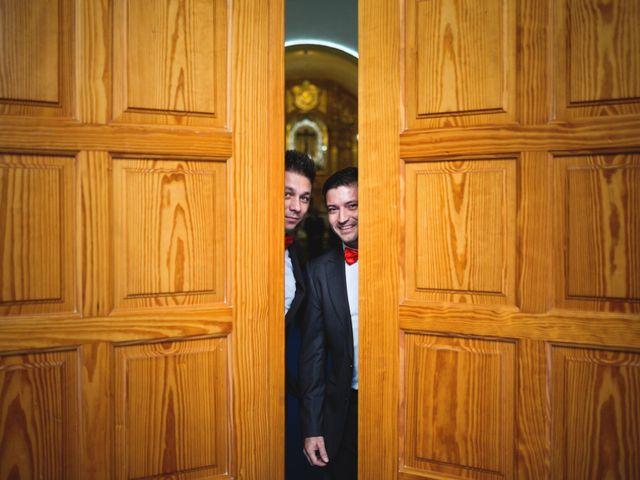 La boda de Jesús y Ana en Los Ramos, Murcia 22