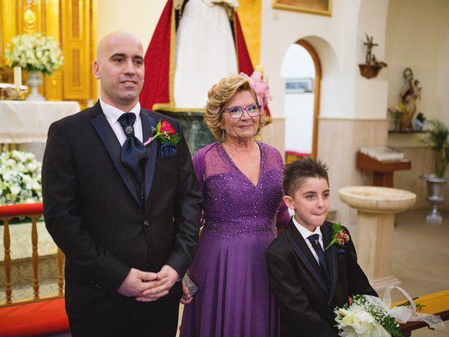 La boda de Jesús y Ana en Los Ramos, Murcia 25