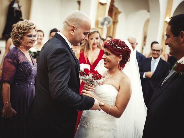 La boda de Jesús y Ana en Los Ramos, Murcia 26
