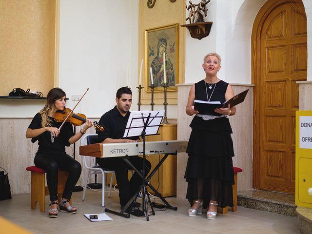La boda de Jesús y Ana en Los Ramos, Murcia 27