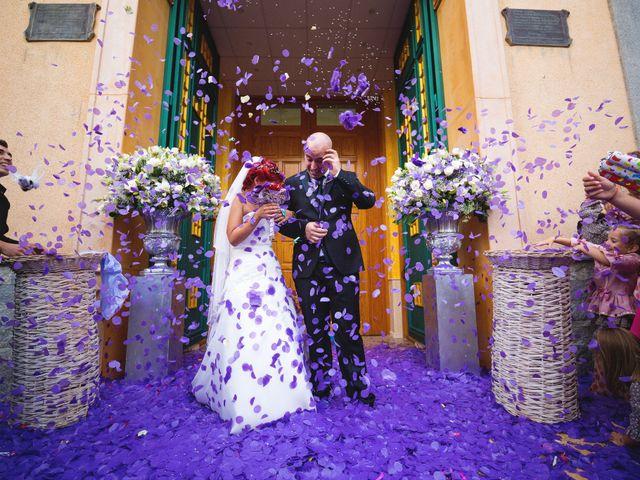 La boda de Jesús y Ana en Los Ramos, Murcia 38