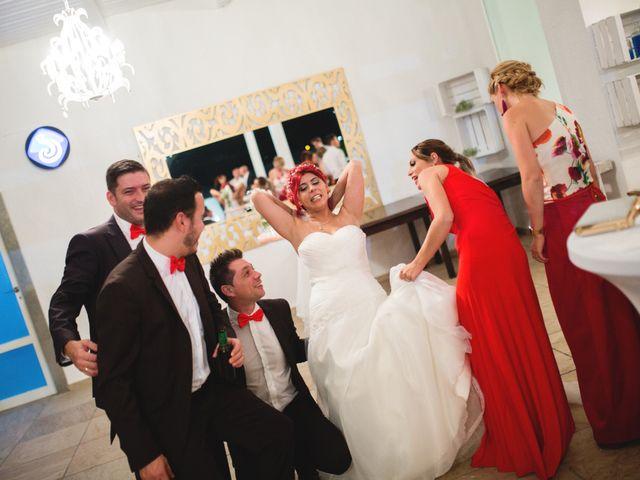 La boda de Jesús y Ana en Los Ramos, Murcia 40