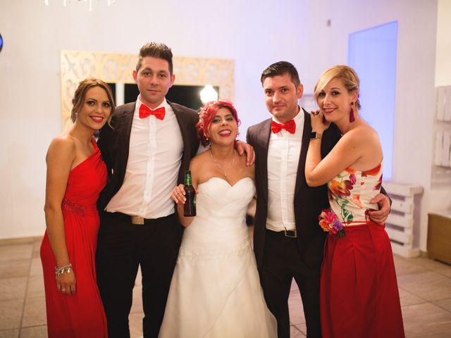 La boda de Jesús y Ana en Los Ramos, Murcia 41