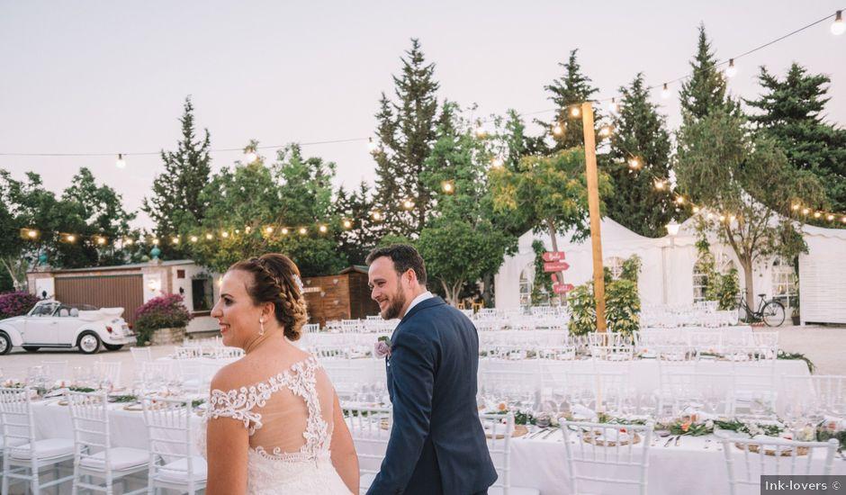 La boda de Juanma y Mónica en Rincon De La Victoria, Málaga