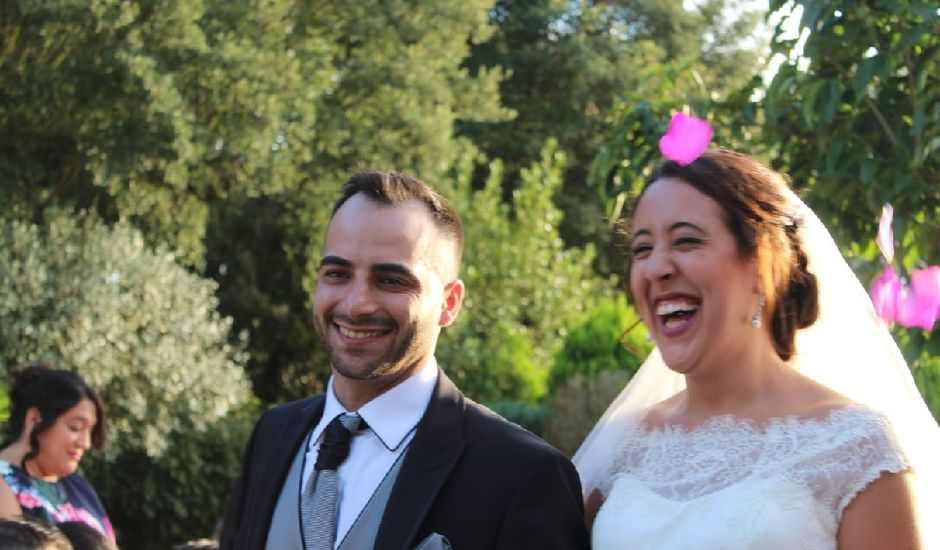 La boda de Joel y Sara en Sant Gregori (Municipio), Girona
