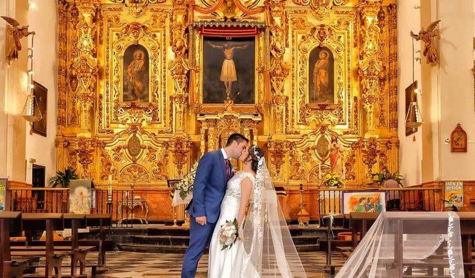 La boda de Adrián y Jennifer en Estación Cabra De Santo Cristo, Jaén