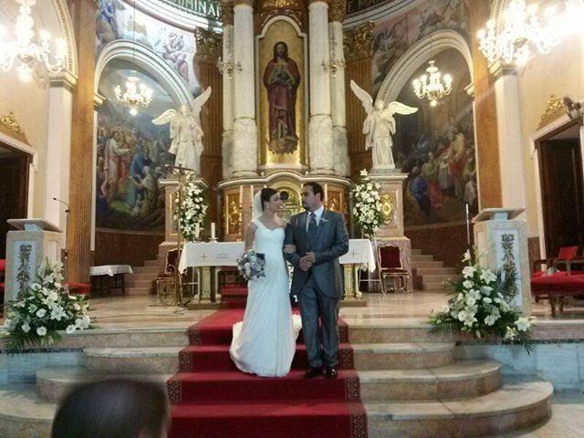 La boda de Virginia y Pere en Almàssera, Valencia