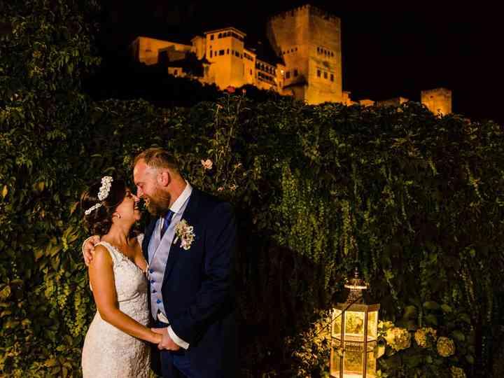 La boda de Carmen y Tom