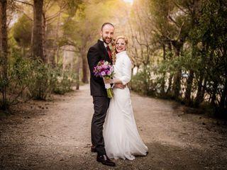 La boda de Mercè y Enric